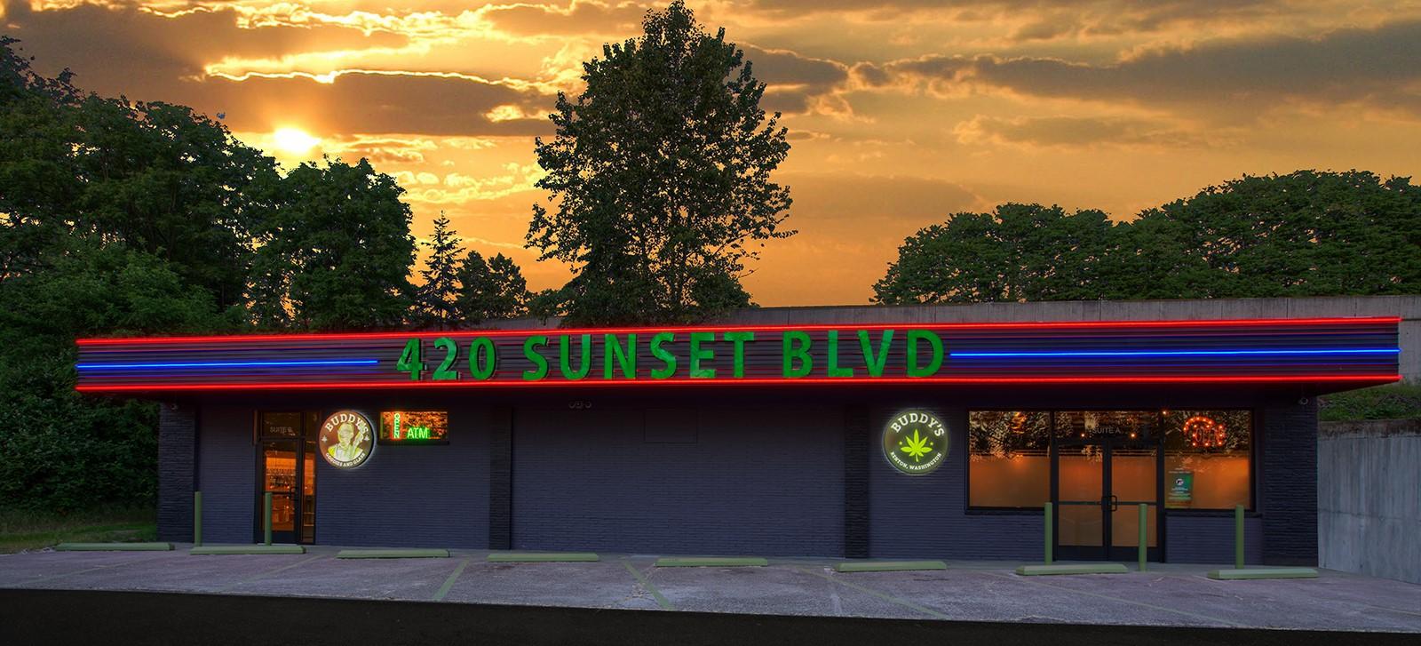 Buddy's | Retail Pot Shop & Licensed Medical Marijuana Store