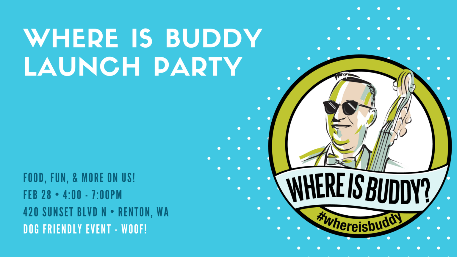 Where is buddy event