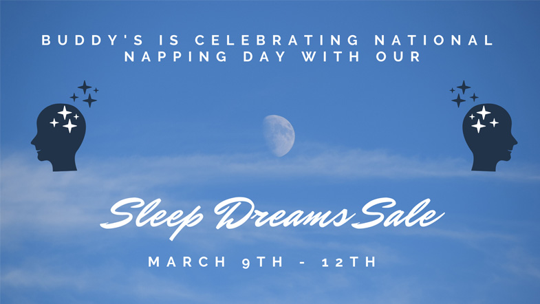 buddy's cannabis sleep sale